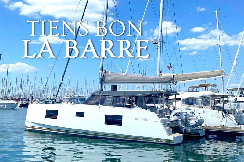 Tidden - voilier catamaran croisiere privee avec skipper la rochelle ile de re fort boyard ile oleron 20 personnes