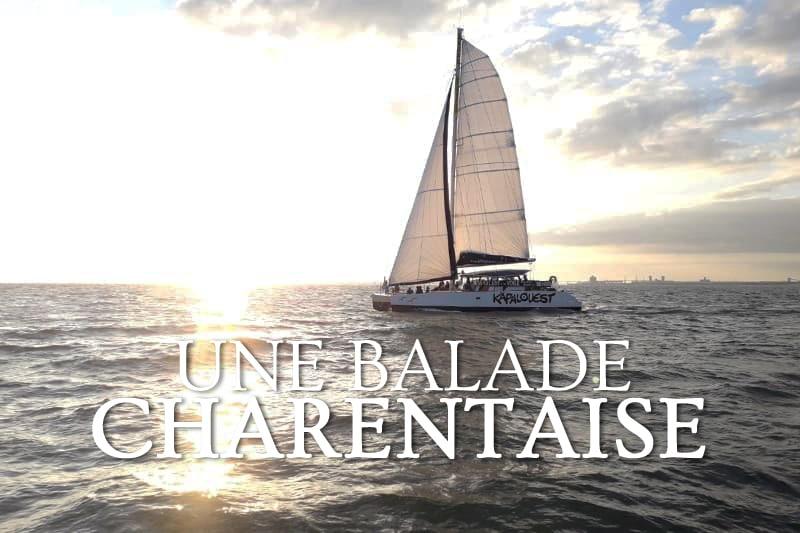 Tidden - voilier croisiere privee avec skipper la rochelle ile de re fort boyard ile oleron 28 personnes