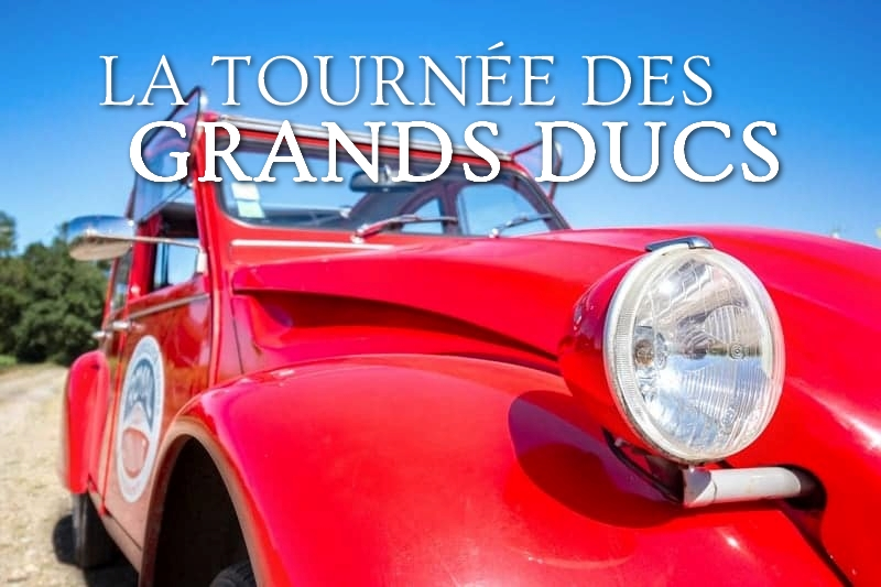 Tidden - visite guidee nantes chauffeur guide local 2cv