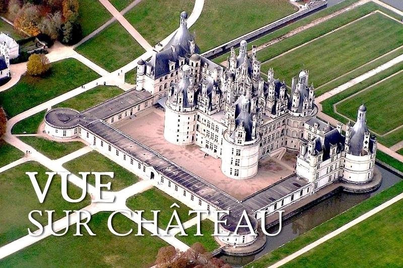 Tidden - vol bapteme helicoptere blois chambord cheverny chateau de la loire