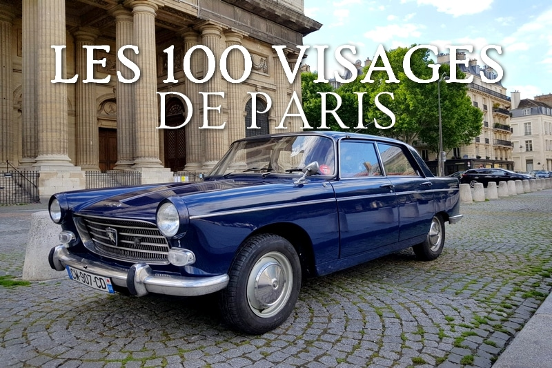 Tidde- visite guidee paris voiture collection ancienne